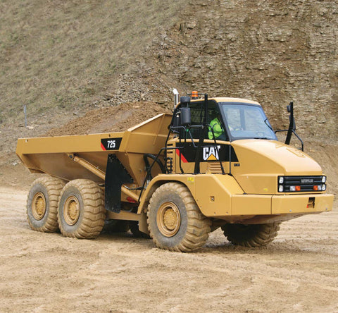 DOWNLOAD CATERPILLAR 725 ARTICULATED TRUCK OPERATION AND MAINTENANCE MANUAL AFX