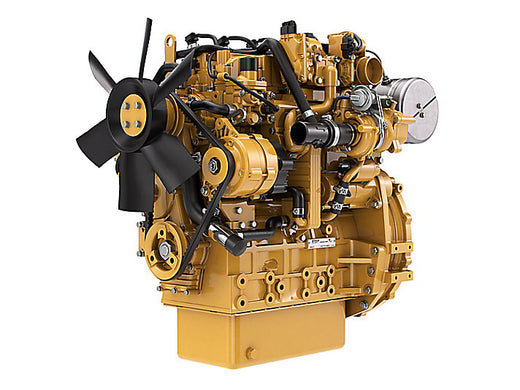 CATERPILLAR C2.2 INDUSTRIAL ENGINE OPERATION AND MAINTENANCE MANUAL