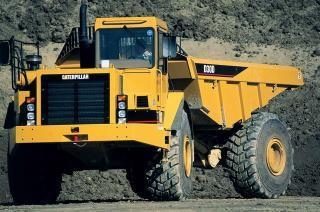 CATERPILLAR D350D ARTICULATED TRUCK OPERATION AND MAINTENANCE MANUAL