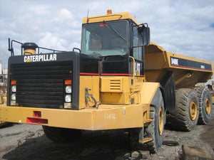 CATERPILLAR D400 ARTICULATED TRUCK OPERATION AND MAINTENANCE MANUAL