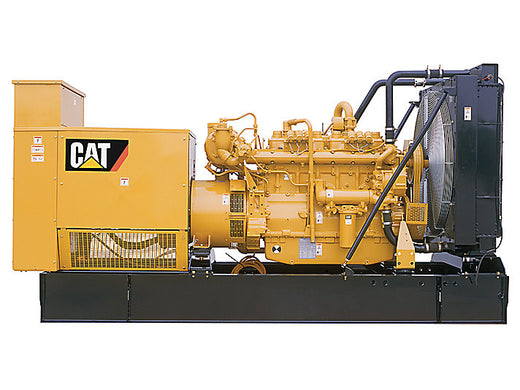 CATERPILLAR G3406 GENERATOR SET PARTS CATALOG MANUAL