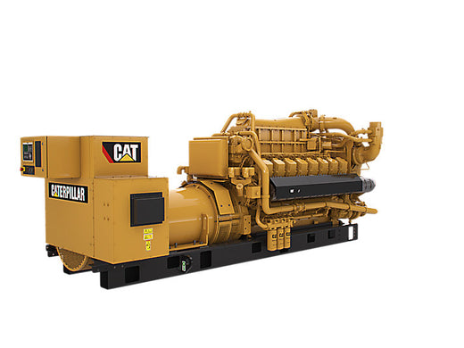 CATERPILLAR G3516E GENERATOR SET PARTS CATALOG MANUAL