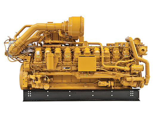 DOWNLOAD CATERPILLAR G3520B GEN SET ENGINE OPERATION AND MAINTENANCE MANUAL BGW