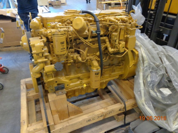 Caterpillar C6.6 Diesel Engine Service Shop Manual (S/N 666 1 & Up) Download