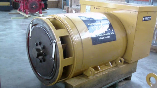 DOWNLOAD CATERPILLAR SR4 GENERATOR OPERATION AND MAINTENANCE MANUAL 3WF
