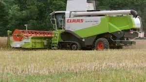 CLAAS LEXION 580 510 Hydraulic System Technical Service Repair Manual