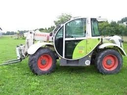 CLAAS TARGO C Series Tractor Service Repair Manual