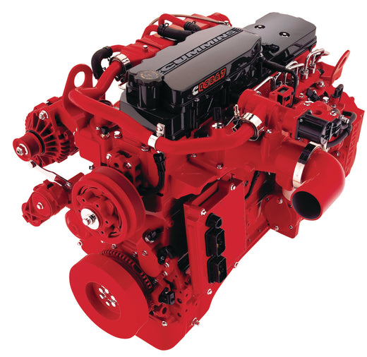 CUMMINS QSB4.5 & 6.7(Tier 3) Engine Operation & Maintenance Manual