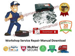 Aston Martin Db9 2011 Workshop Repair Service Manual PDF