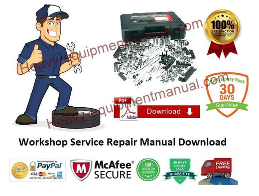 Aston Martin DB7 19941999 Workshop Repair Service Manual