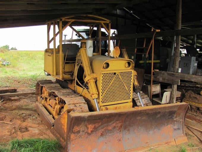 Case 1000D Crawler Dozer Service Manual Download