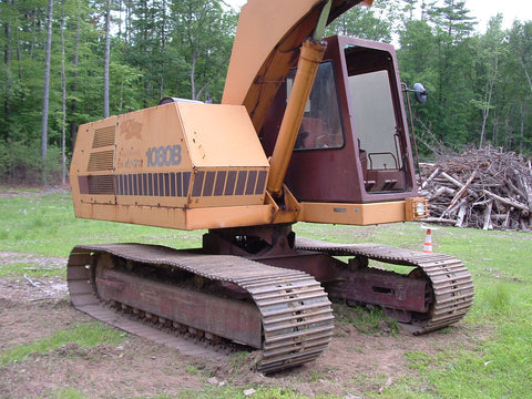 Case 1080 1080B Excavator Workshop Service Repair Manual Download