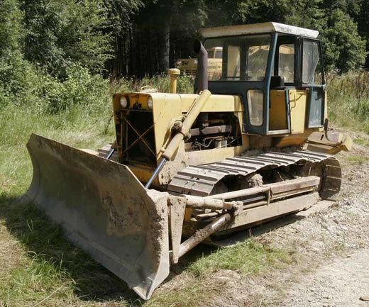 Case 1150D, 1155D Crawler Dozer Service Repair Manual PDF