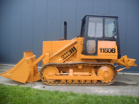 Case 1150D, 1155D Crawler Dozer Workshop Service Repair Manual