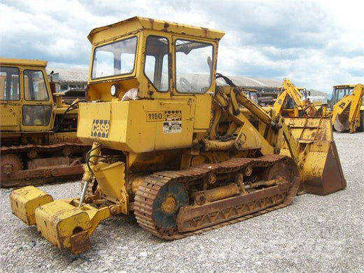 Case 1150 Crawler Dozer Service Repair Manual PDF