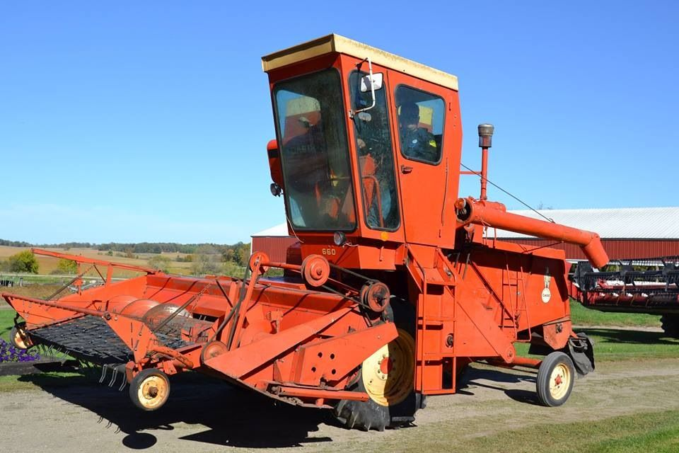 Case 600, 660 Combine Service Manual Download