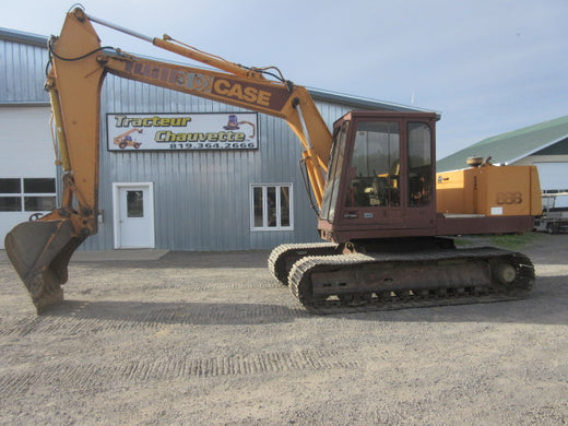 Case 888P 888P4A Excavator Workshop Service Repair Manual Download