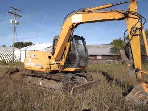 Case 9007B Excavator Workshop Service Repair Manual Download