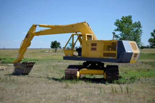 Case 980 Excavator Workshop Service Repair Manual Download
