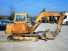 Case CK62 Excavator Service Repair Manual PDF