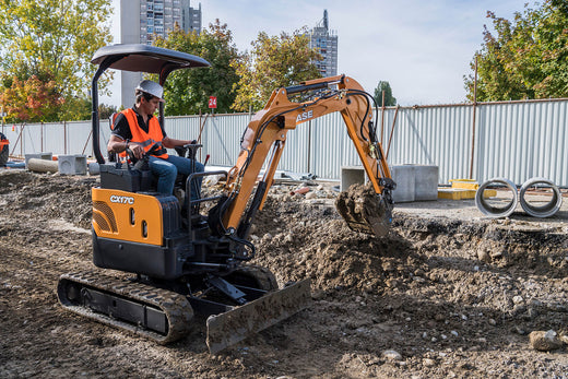 Case CX17C Mini Excavator Workshop Service Repair Manual Download