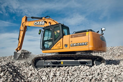 Case CX210C T4 Crawler Excavator Workshop Service Repair Manual Download