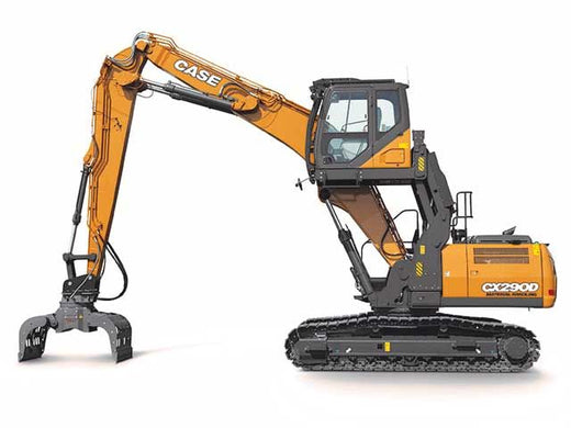 Case CX290D Crawler Excavator Workshop Service Repair Manual Download