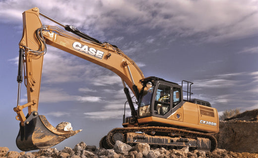 Case CX300D Crawler Excavator Workshop Service Repair Manual Download