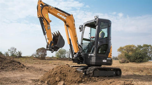 Case CX30C Mini Excavator Workshop Service Repair Manual Download