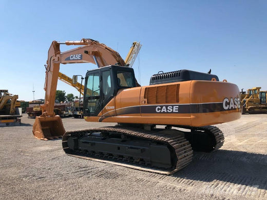 Case CX330 CX350 Crawler Excavator Workshop Service Repair Manual Download