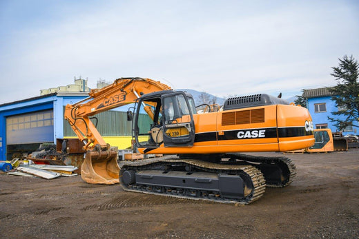 Case CX330 Crawler Excavator Workshop Service Repair Manual Download