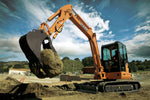 Case CX55B T4 Excavator Workshop Service Repair Manual Download