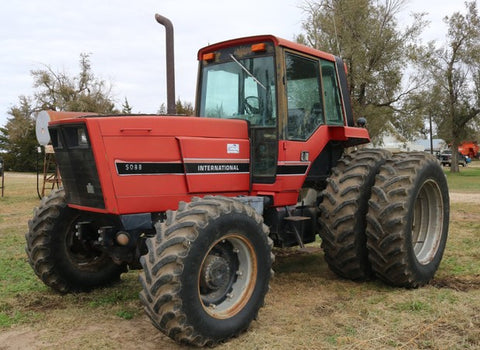 Download Case IH 5088 , 5288 & 5488 Tractor Workshop Service Repair Manual
