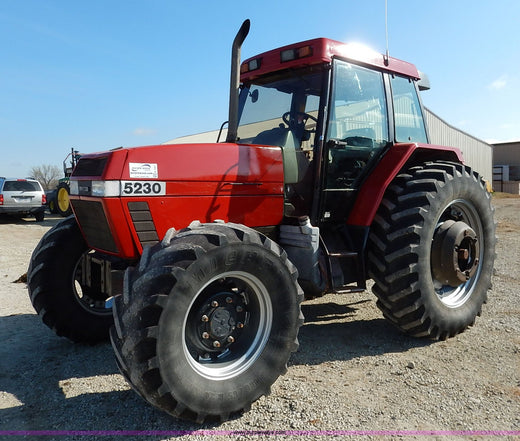 Case IH 5230 MAXXUM Tractor Workshop Service Repair Manual Download