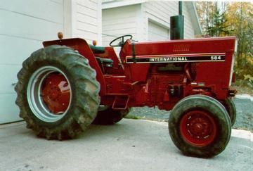 Case IH 584 Tractor Service Repair Manual