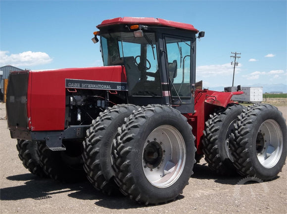 Case IH 9110, 9130, 9150, 9170, 9180, 9190, 1000 Series Tractor Service Repair Manual PDF