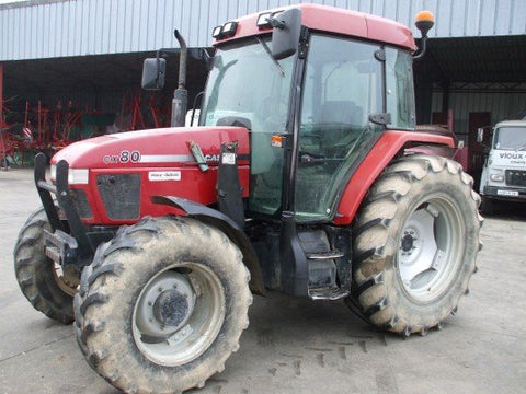 Case IH CX80 CX90 CX100 Tractor Service Repair Manual