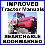 Case IH International 7110 Tractor Service Repair & Operator Manual -2- MANUALS - IMPROVED - DOWNLOAD