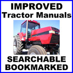 Case IH International 7120 Tractor Service & Operator Manual -2- MANUALS - IMPROVED - DOWNLOAD
