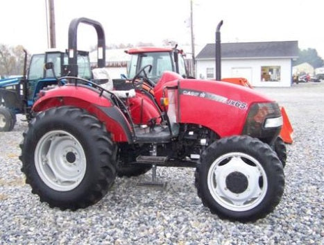 Download Case IH JX55, JX65, JX75, JX85, JX95 Tractors Service Repair Manual