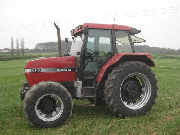 Case IH Maxxum 5120 5130 5140 5150 Service Manual