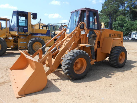 Case W11B Wheel Loader Service Repair Manual