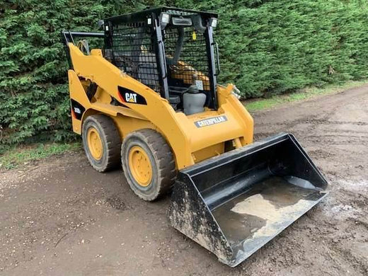 Caterpillar 242B Skid Steer Loader Service Repair Manual BXM00001-04224