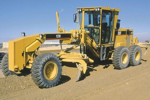 Caterpillar 12H NA MOTOR GRADER Spare Parts Catalog Manual 2WR