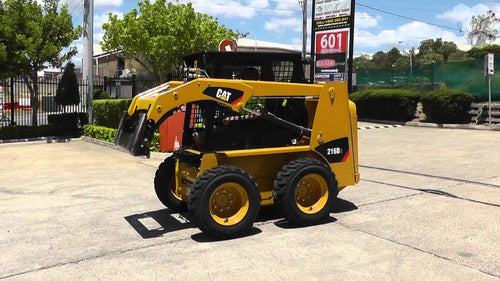 Caterpillar 216B3 SKID STEER LOADER Service Repair Manual