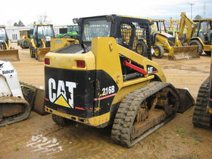 Caterpillar 216B SKID STEER LOADER Service Repair Manual