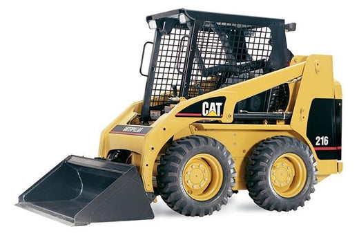 Caterpillar 216, 226, 228 Skid Steer Loader Service Repair Manual 4NZ, 5FZ, 6BZ Workshop Service Repair Manual