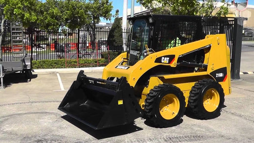 Caterpillar 216, 226, 232, 242 Skid Steer Loader Service Repair Manual Workshop Service Repair Manual