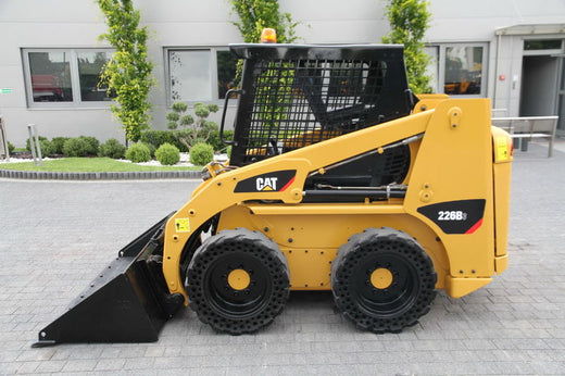 Caterpillar 226B3 Skid Steer Loader Service Repair Manual MWD00001-UP