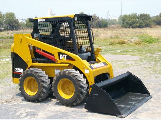 Caterpillar 232B Skid Steer Loader Service Repair Manual SCH00001-02474